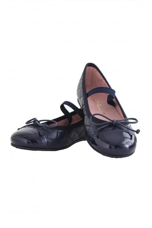 Granatowe balerinki, Pretty Ballerinas