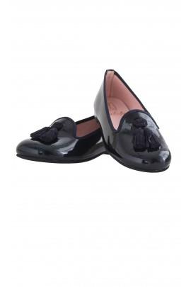 Granatowe pantofelki, Pretty Ballerinas