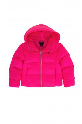 Różowa kurtka Polo Ralph Lauren