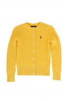 Yellow sweater, Polo Ralph Lauren