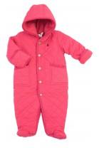 Ciemno różowy kombinezon niemowlęcy, Polo Ralph Lauren