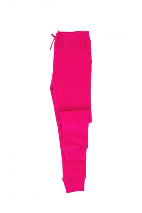 Różowe spodnie dresowe Polo Ralph Lauren
