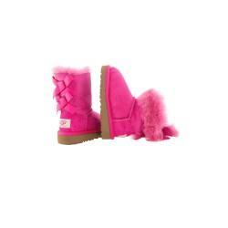 Buty rozowe Bailey / Cerise UGG