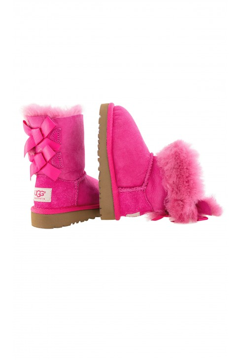 Pink shoes, Bailey / Cerise UGG