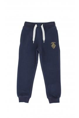 Granatowe spodnie dresowe, Timberland