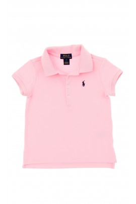 Polo rose pour fille, Polo Ralph Lauren
