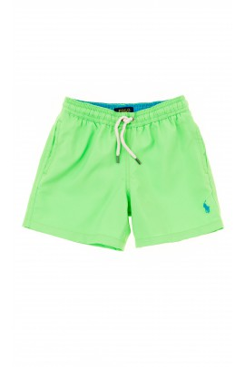 Zielone spodenki kąpielowe, Polo Ralph Lauren