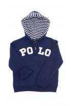 Granatowa bluza z kapturem, Polo Ralph Lauren