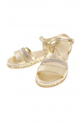 Złote sandały dziewczęce, Monnalisa