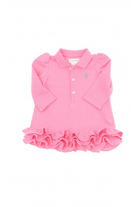Sukienka różowa, Polo Ralph Lauren