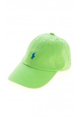 Zielona czapka z daszkiem, Polo Ralph Lauren