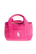 Różowa torebka dziewczęca, Polo Ralph Lauren