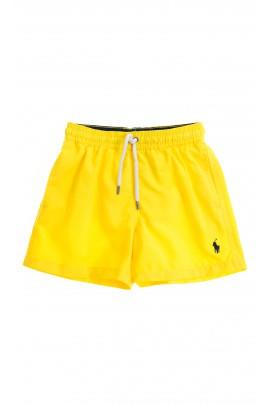 Żółte spodenki kąpielowe, Polo Ralph Lauren