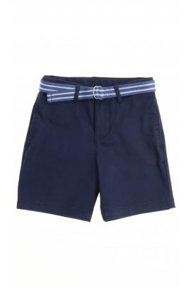 Granatowe krótkie spodnie, Polo Ralph Lauren
