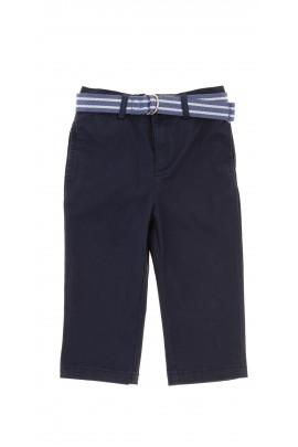 Granatowe długie spodnie, Polo Ralph Lauren