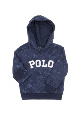 Granatowa bluza, Polo Ralph Lauren