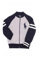 Sweter dwustronny na suwak, Polo Ralph Lauren