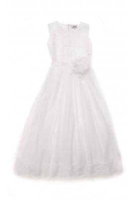 Biała sukienka komunijna, Aletta