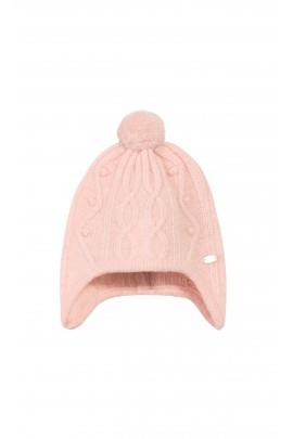 Różowa czapka, Tartine et Chocolat