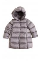 Szary płaszcz puchowy, Polo Ralph Lauren