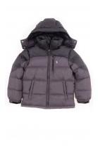 Szara kurtka chłopięca, Polo Ralph Lauren