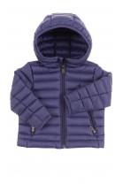 Granatowa puchowa kurtka chłopięca, Polo Ralph Lauren
