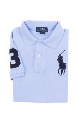 Niebieskie polo chłopięce, Polo Ralph Lauren