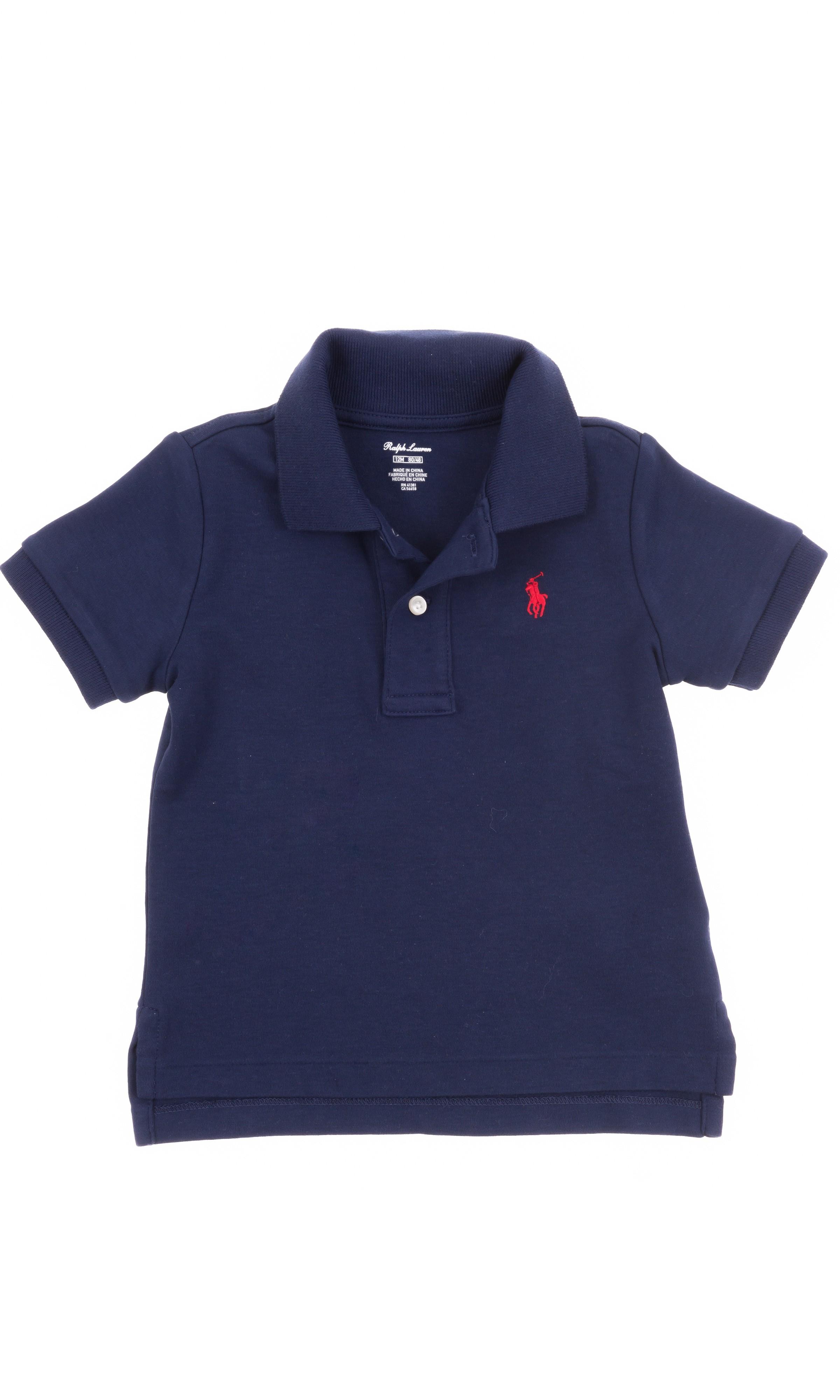 a58dfe297 Granatowe polo chłopięce, Polo Ralph Lauren - Celebrity-Club