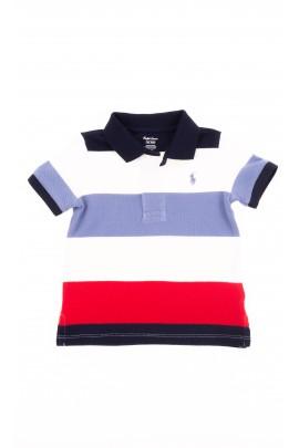 Polo chłopięce w kolorowe paski, Polo Ralph Lauren