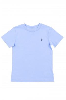 Niebieski t-shirt chłopięcy, Polo Ralph Lauren