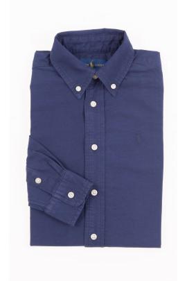 Granatowa koszula chłopięca, Polo Ralph Lauren