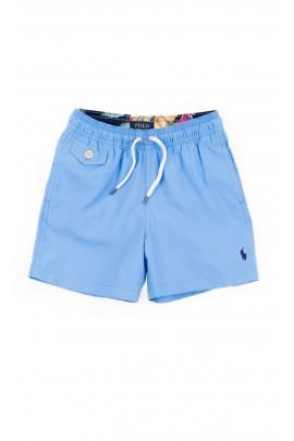Niebieskie szorty chłopięce, Polo Ralph Lauren