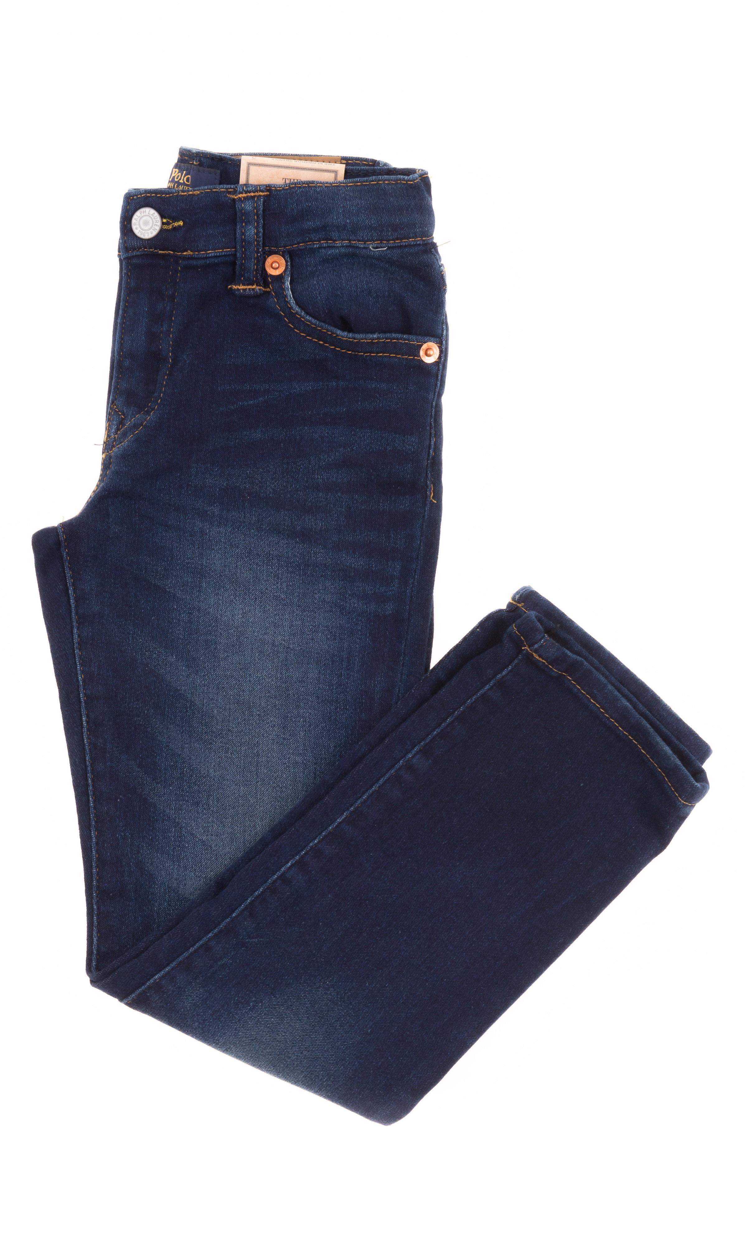 8fdecb8cc9abe Spodnie dżinsowe zwężane, Polo Ralph Lauren - Celebrity-Club