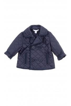 Granatowa kurtka pikowana, Polo Ralph Lauren