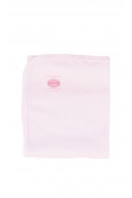 Pieluszka różowo-biała, Petit Batteau