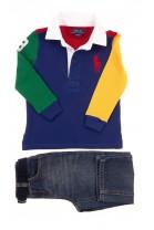 Komplet chłopięcy koszulka +spodnie, Polo Ralph Lauren