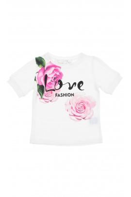 T-shirt w kwiaty, Special Day