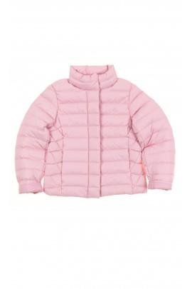 Różowa kurtka przejściowa, Polo Ralph Lauren