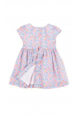 Sukienka w pastelowe kwiaty, Polo Ralph Lauren