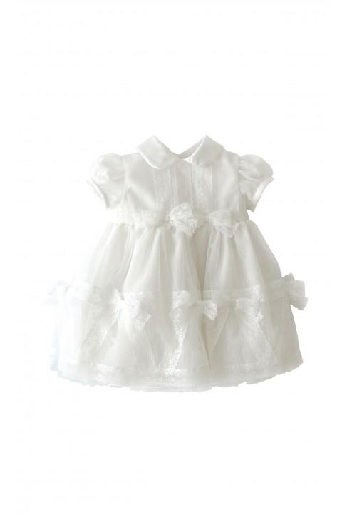 Koronkowa sukienka do chrztu, Aletta