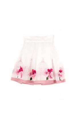 Spódnica tiulowa bardzo elegancka, Lesy