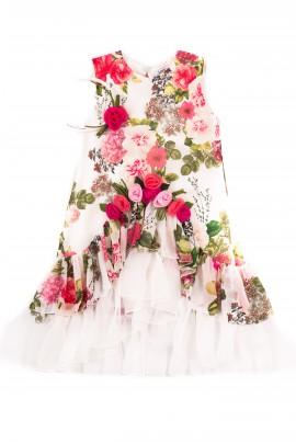 Elegancka sukienka na specjalne okazje, Lesy