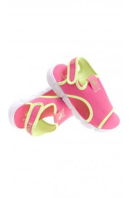 Sandales roses pour la plage, Polo Ralph Lauren