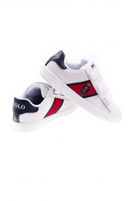 Buty sportowe białe, Polo Ralph Lauren