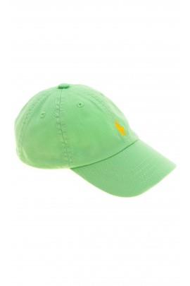 Seledynowa czapka z daszkiem, Polo Ralph Lauren
