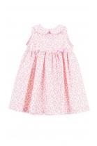 Sukienka niemowlęca w różowe kwiatki, Ferrari Mariella