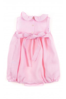Różowy rampers niemowlęcy, Ferrari Mariella