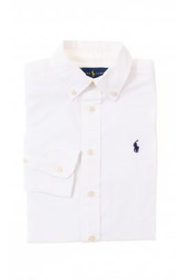 Biała koszula chłopięca, Polo Ralph Lauren