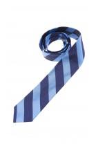 Granatowo-niebieski krawat chłopięcy, Polo Ralph Lauren