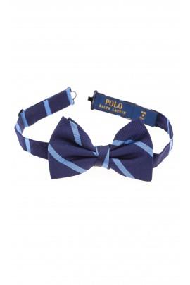 Granatowo-niebieska muszka chłopięca, Polo Ralph Lauren
